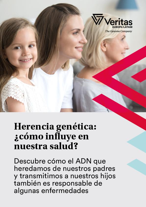 VRT - Portada 2D - Herencia Genética